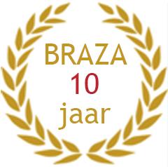Braza 10 jaar